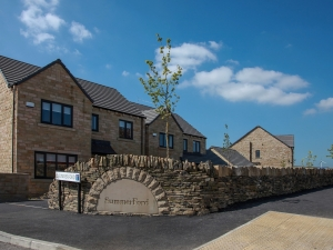 New homes at SummerFord, Ingbirchworth
