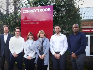The Conroy Brook team!