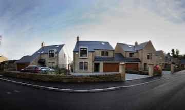 5 exclusive homes - Forge View, Sheffield