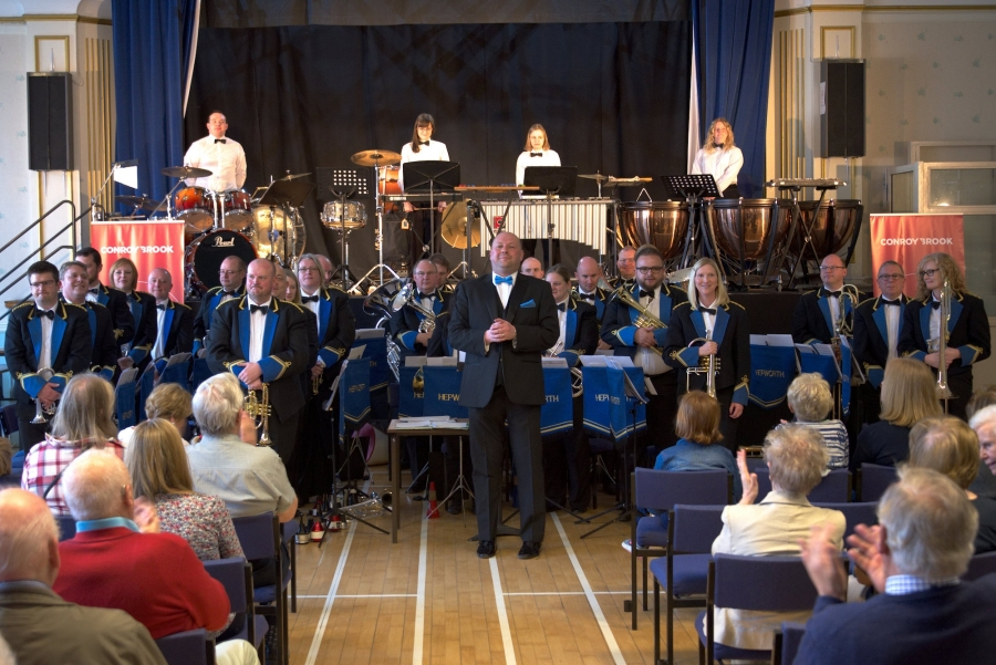 Hepworth Brass Band Concert